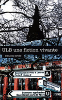 Couverture ULB une fiction vivante