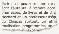 La prophétie du jaguar - La chronique littéraire Radio Antipode 2011
