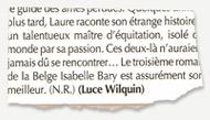 La prophétie du jaguar - Ciné Revue 2011